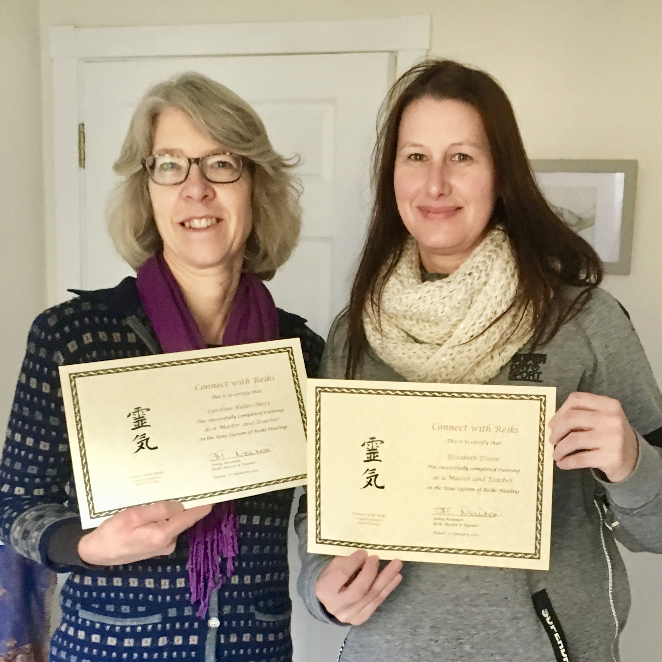 Reiki Training in Corsham